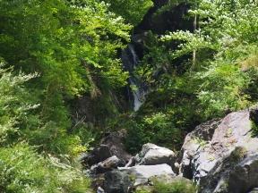 梅ケ島七滝 鯉ヶ滝