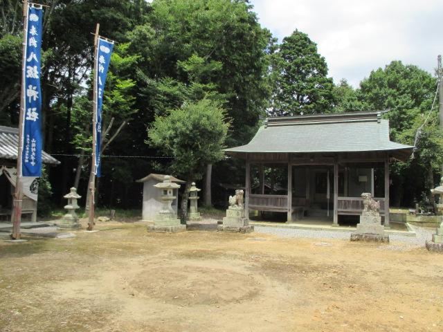 熊野神社 山国