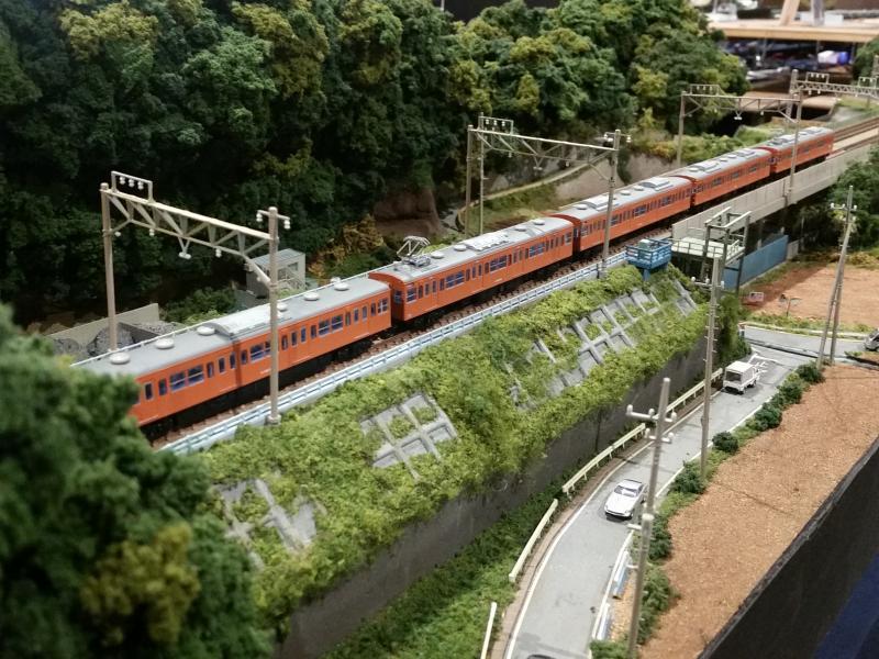 2015Gフェス Nゲージ鉄道模型9