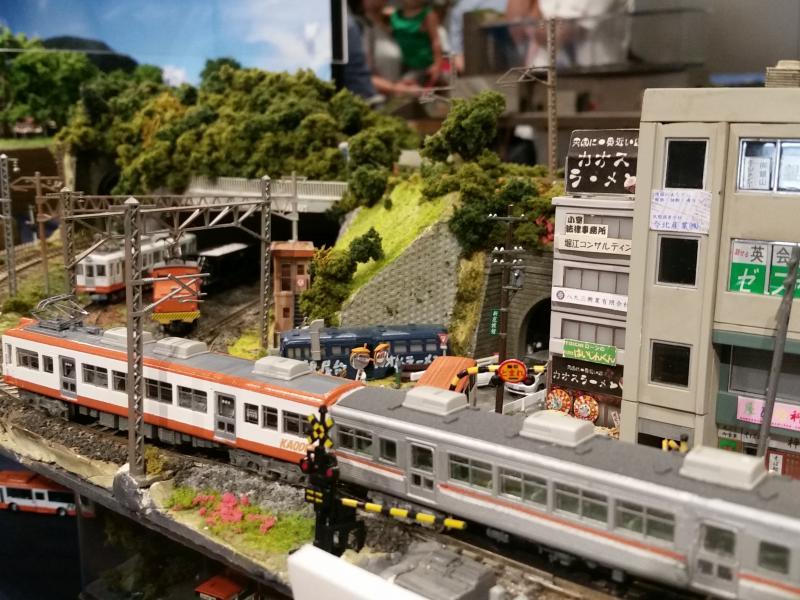 2015Gフェス Nゲージ鉄道模型13