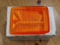 AMBER FRONT TURN SIGNAL LENS LEFT - BUS 73-79