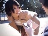 ショートカットのめちゃ可愛い女の子が同じ悩みを抱える友達とHの練習