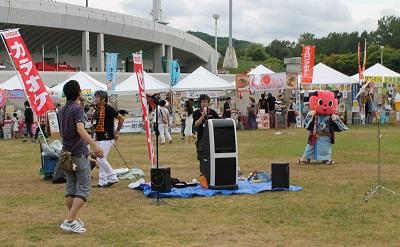 真駒内花火大会 ソーラン武士2015-07-19 (53)