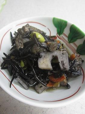 20150105 ひじき煮 (1)