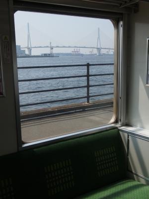 鶴見線 海芝浦駅 205系