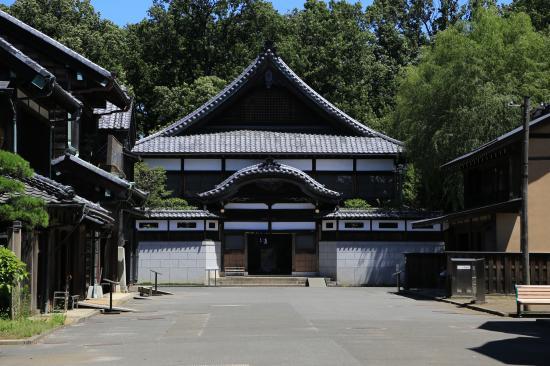 自主撮れ・江戸東京たてもの園 7/14/2014