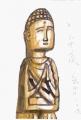 3岩手県兄川山神社山神立像