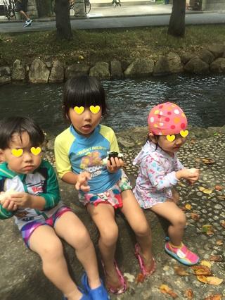 江戸川区の親水公園