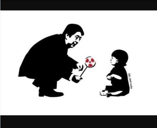 20141227安倍首相ドイツ紙風刺画