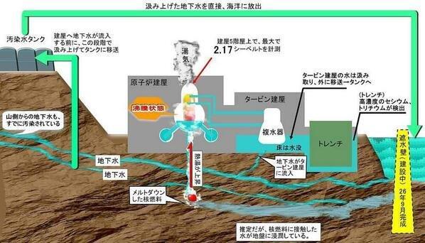 20141230メルトダウンした核燃料
