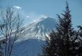 足和田山からの富士