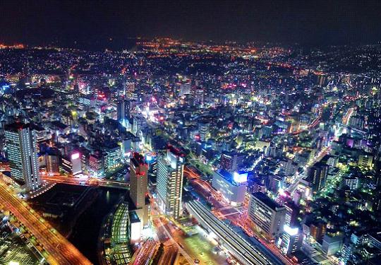 夏休みの東京夜景 by占いとか魔術とか所蔵画像