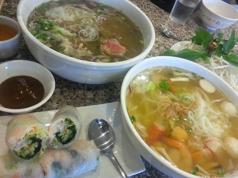 pho vietnam noodle