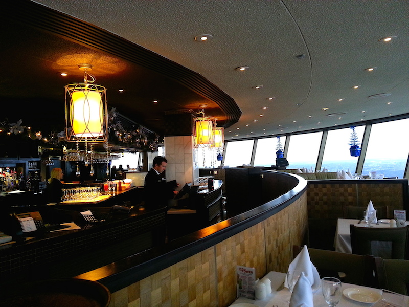 skylon tower_interior