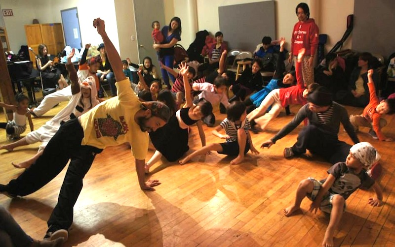 Dance Step Workshop_takuchan