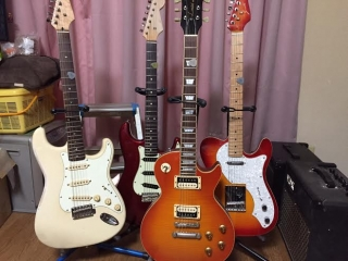 ギター0809