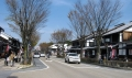 京橋通り(彦根)
