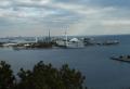 展望台より見る八景島