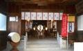 本殿の内部