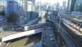 聖橋から見る御茶ノ水駅②
