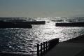 野島崎の沖