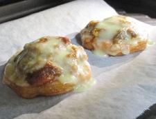 玉ねぎ天のカレーチーズ焼き 調理④