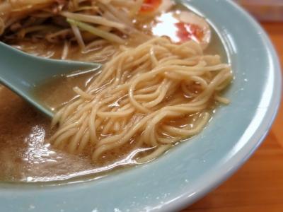 ラーショ麺