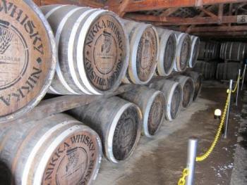 貯蔵ウイスキー