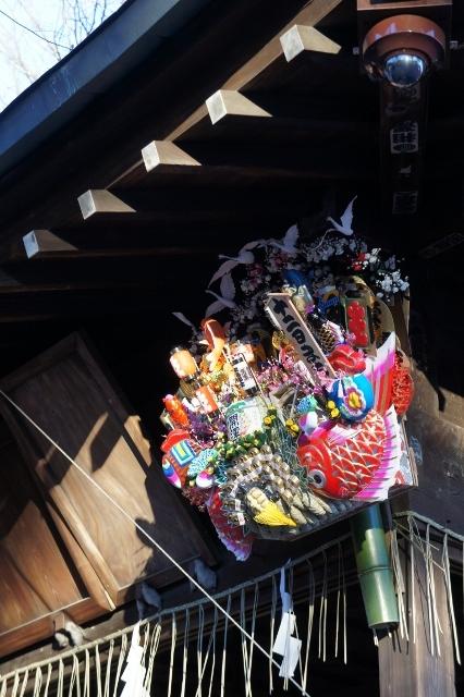 調神社 2015 ⑫