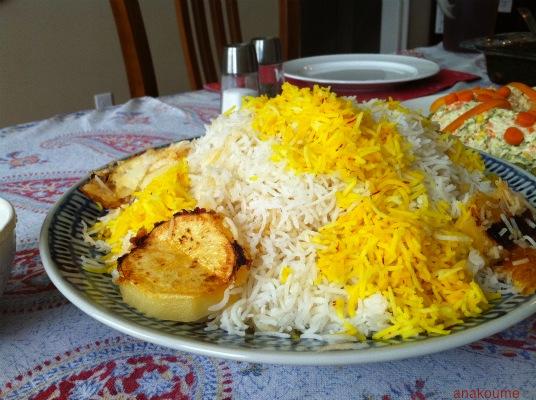 イラン料理3