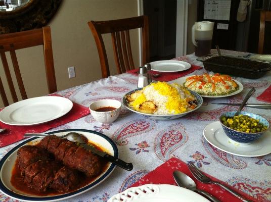 イラン料理4