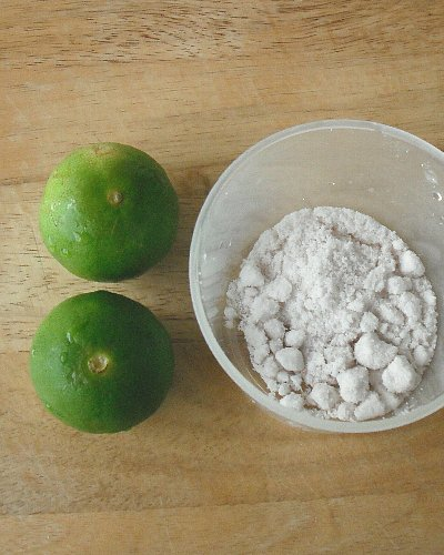 ヒマラヤ岩塩とマナオ