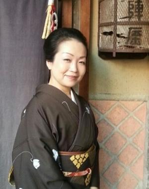 京都はんなり着物歳時記