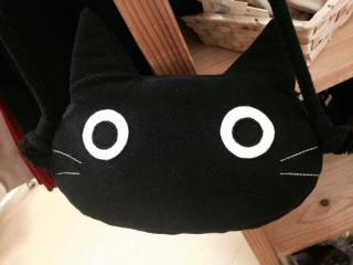 猫ポシェット