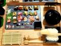 手織り寿司セット