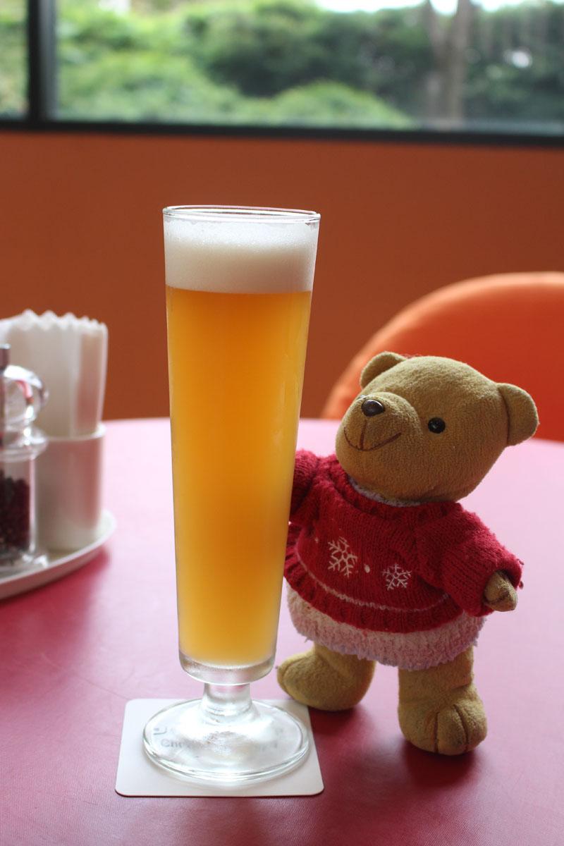牛久ブルワリー ライ麦ビールを 150812