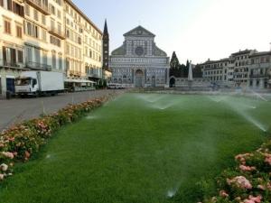 フィレンツェ・ノヴェッラ広場