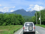 夏沢鉱泉送迎車
