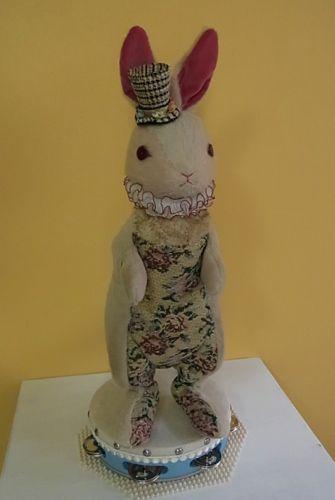 ウサギのダンス3