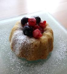 プレーンケーキ