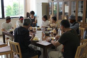 2015年6月20日食事風景