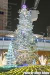 立川 クリスマスツリー