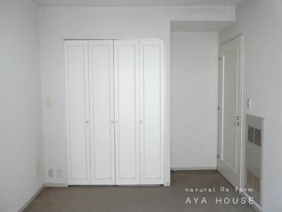 T様邸_旧寝室