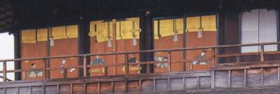 西本願寺飛雲閣の絵