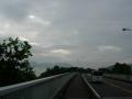 150712湖岸道路に沿って南湖東岸を北上.2