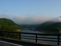 150815天若湖南岸を進む