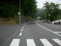 150815須知から細い府道へ