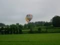 150815丹波自然運動公園では熱気球