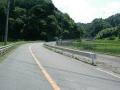 150815府道6号を田能方面へ上る.2