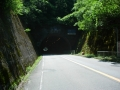 150815府道6号樫田トンネル
